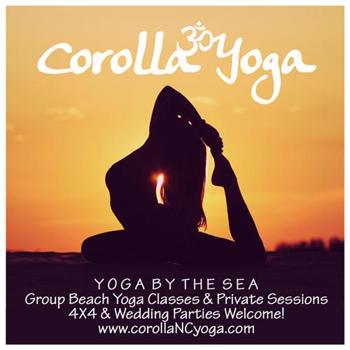 Corolla Yoga