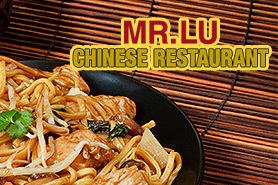 Mr. Lu Chinese