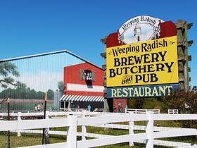 Weeping Radish Farm Brewery & Eco Farm