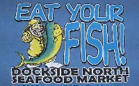 Dockside North Seafood Market