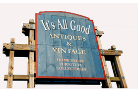 It's All Good- Antiques & Vintage