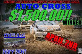 Dennis Anderson's Muddy Motorsports