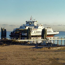 Ferryman Button - Image of Ferry