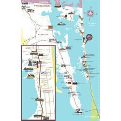 Map Of Whalehead Beach Corolla Nc The Best Beaches In World