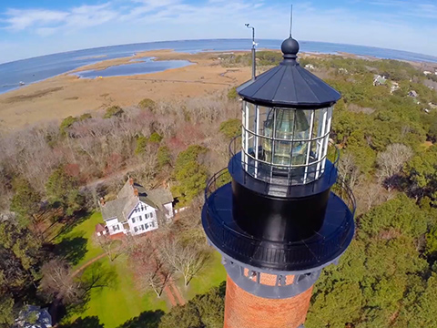Currituck Beach Lighthouse - Corolla, NC