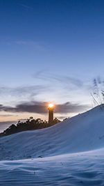 Outer Banks Wallpaper - Currituck Beach Lighthouse
