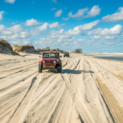 The Barrier Islands That Stretch For More Than 100 Miles Along North Carolina Coastline Have Lured Vacationers Decades And Good Reason