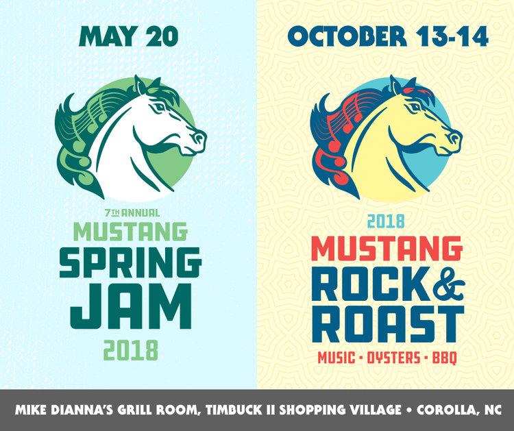 Mustang Spring Jam 2018