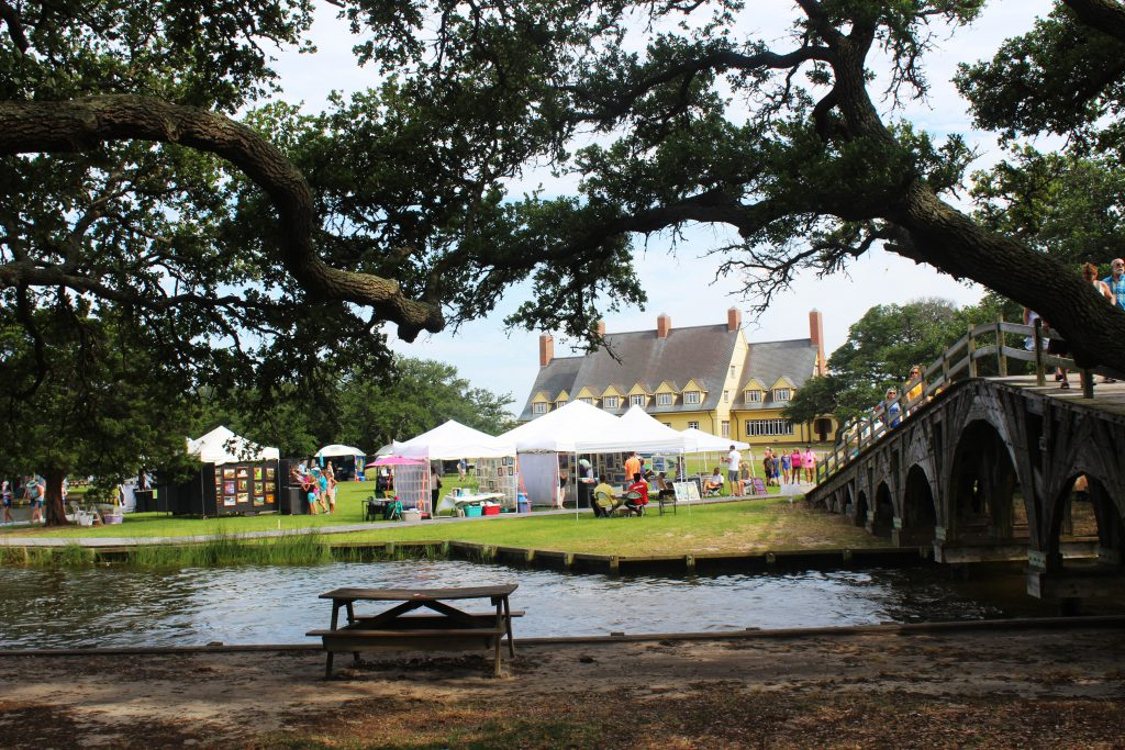 Under The Oaks Festival at Whalehead