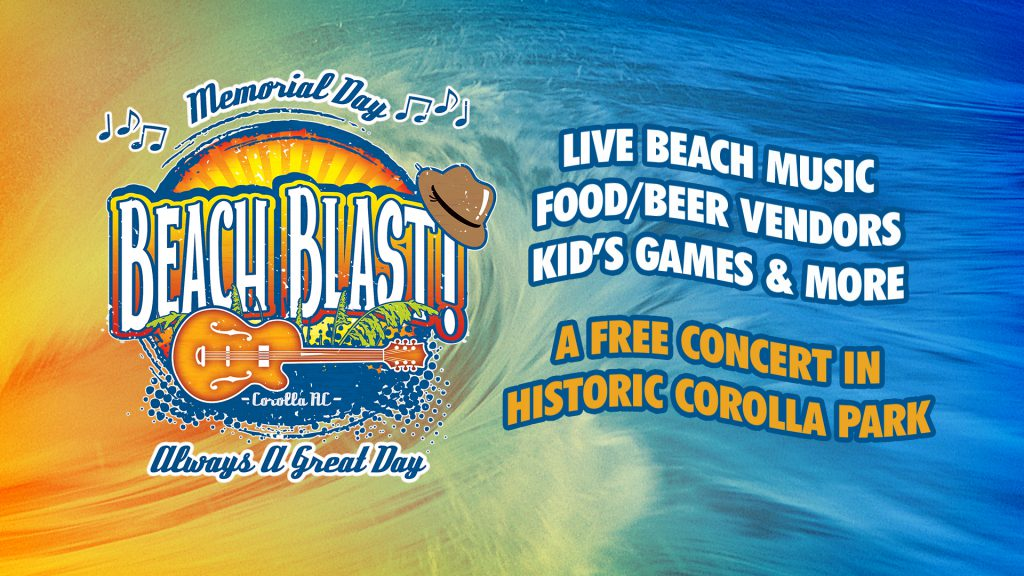 Memorial Day Beach Bash Logo