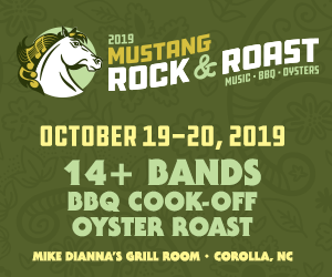 Second Annual Mustang Rock & Roast